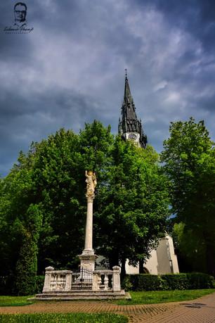 Kostol Nanebovzatia Panny Márie - Spišská Nová Ves)