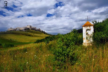 Zastavenie pri Spišskom hrade