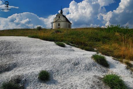 Kaplnka sv. Kríža - Sivá brada - Spišské Podhradie,