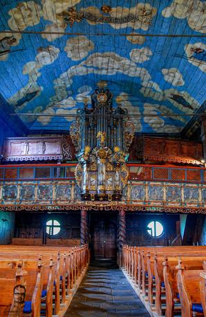 Drevený artikulárny kostol - Kežmarok