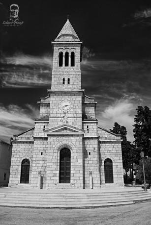 Crkva Uzašašća Gospodinova - Pakoštane - Chorvátsko