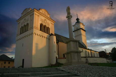 Kostol sv. Juraja, Spišská Sobota