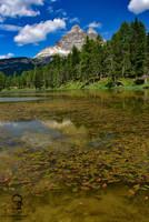 Dolomity - Jazero Misurina
