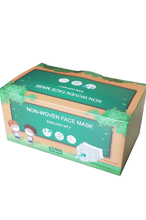 3 Ply Children Mask (Box of 50)