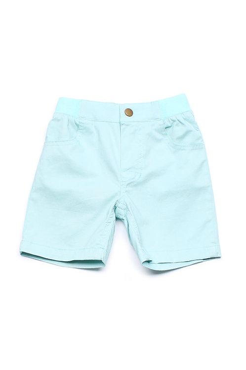 Classic Shorts CYAN (Boy's Shorts)