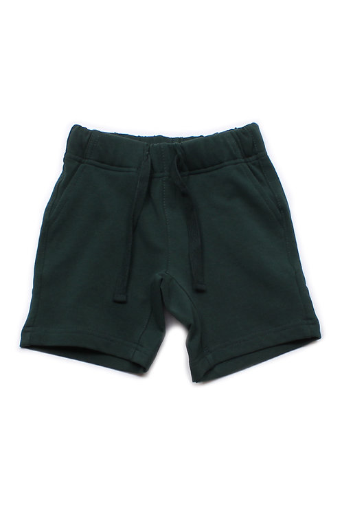 Drawstring Shorts GREEN (Boy's Shorts)