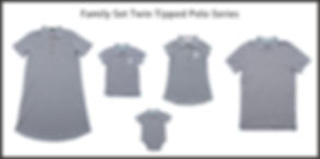 Twin tipped polo series collage grey upd