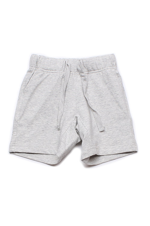 Drawstring Shorts GREY (Boy's Shorts)