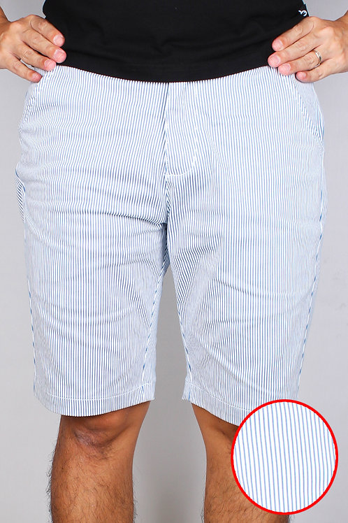 Striped Bermudas WHITE (Men's Bottom)