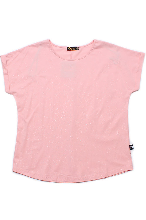 Glitter Dust Blouse PINK (Ladies' Top)