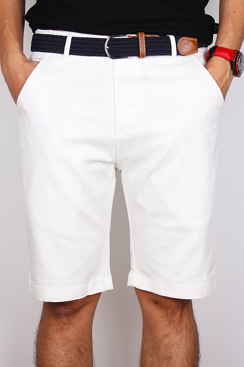 Classic Bermudas WHITE (Men's Bottom)