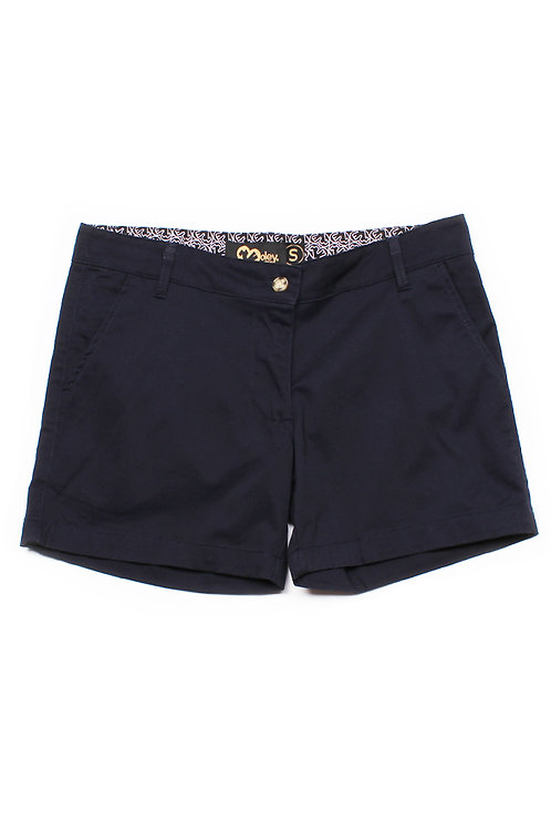 Classic Shorts NAVY (Ladies' Bottom)
