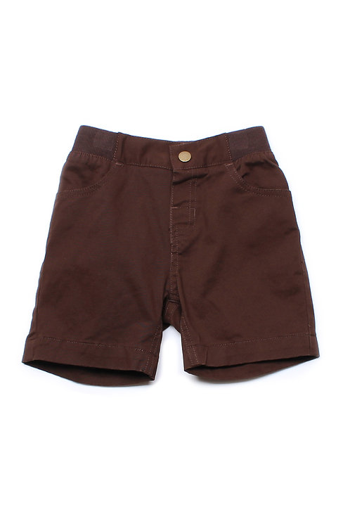 Classic Shorts BROWN (Boy's Shorts)