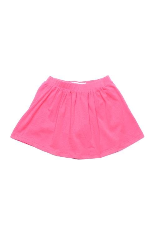 Classic Plain Skirt PINK (Girl's Bottom)