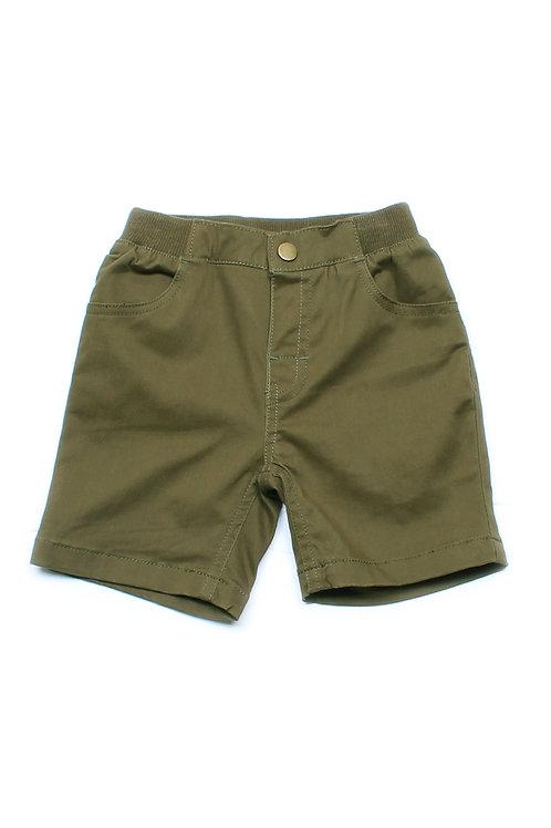 Classic Shorts DARKGREEN (Boy's Shorts)