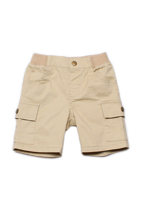 Cargo Shorts KHAKI (Boy's Shorts)