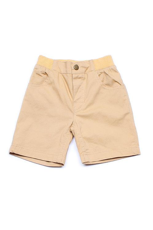 Classic Shorts KHAKI (Boy's Shorts)
