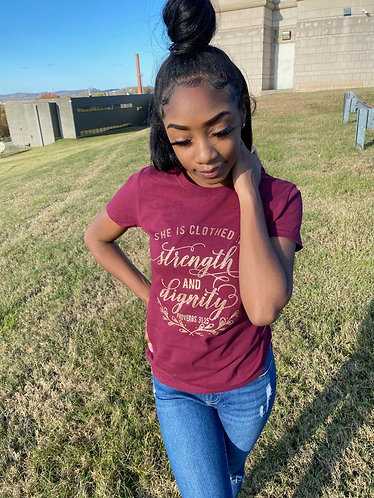 Proverbs 31 Women's Fit T-Shirt