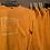 Thumbnail: Believe In God sweatshirt Gold w/white