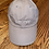 Thumbnail: Believe Hat - Grey w/White