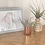 Thumbnail: Fresh Tillandsia in Antiqued Glass Votive