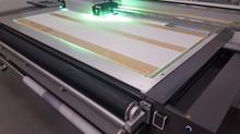 "Large Size Printing of 1/2"" Acrylic"