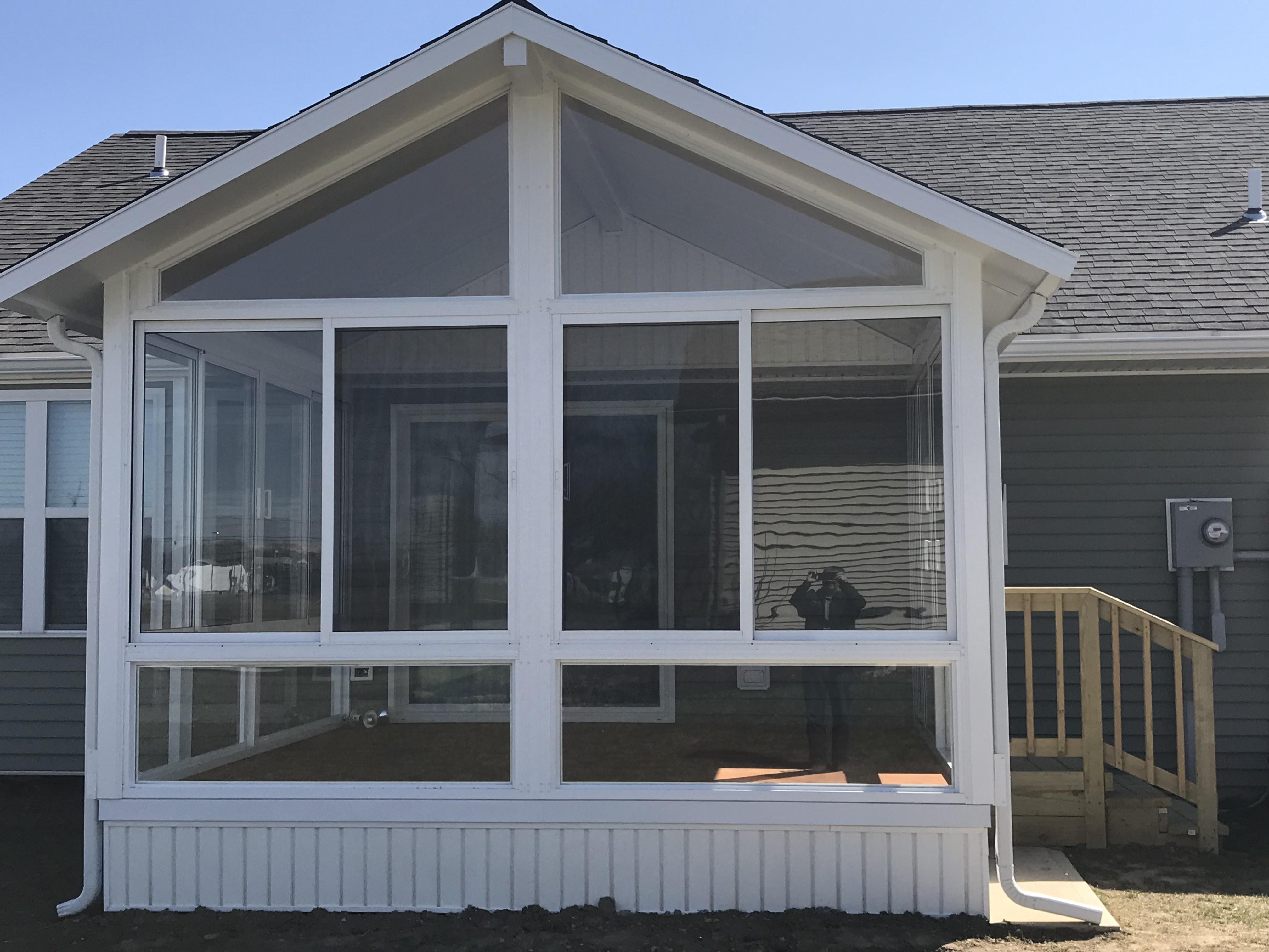 Patio Enclosures Lima Ohio Thermal Gard Window Door