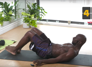 4 Minute Perfect Abs Workout