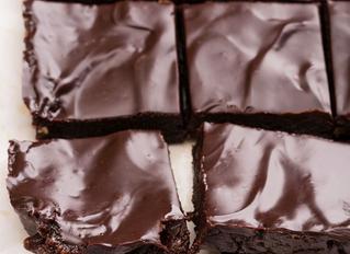 No Bake Decadent Chocolate Brownies