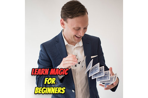 Learn Magic for Beginners