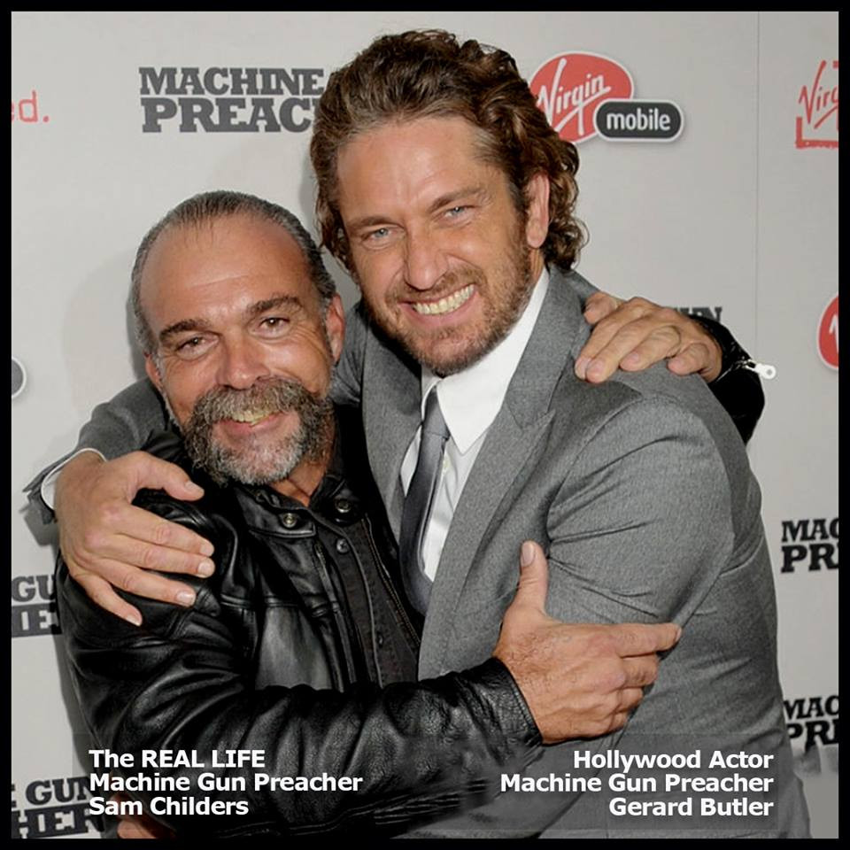 Machine Gun Preacher World Tour 2019