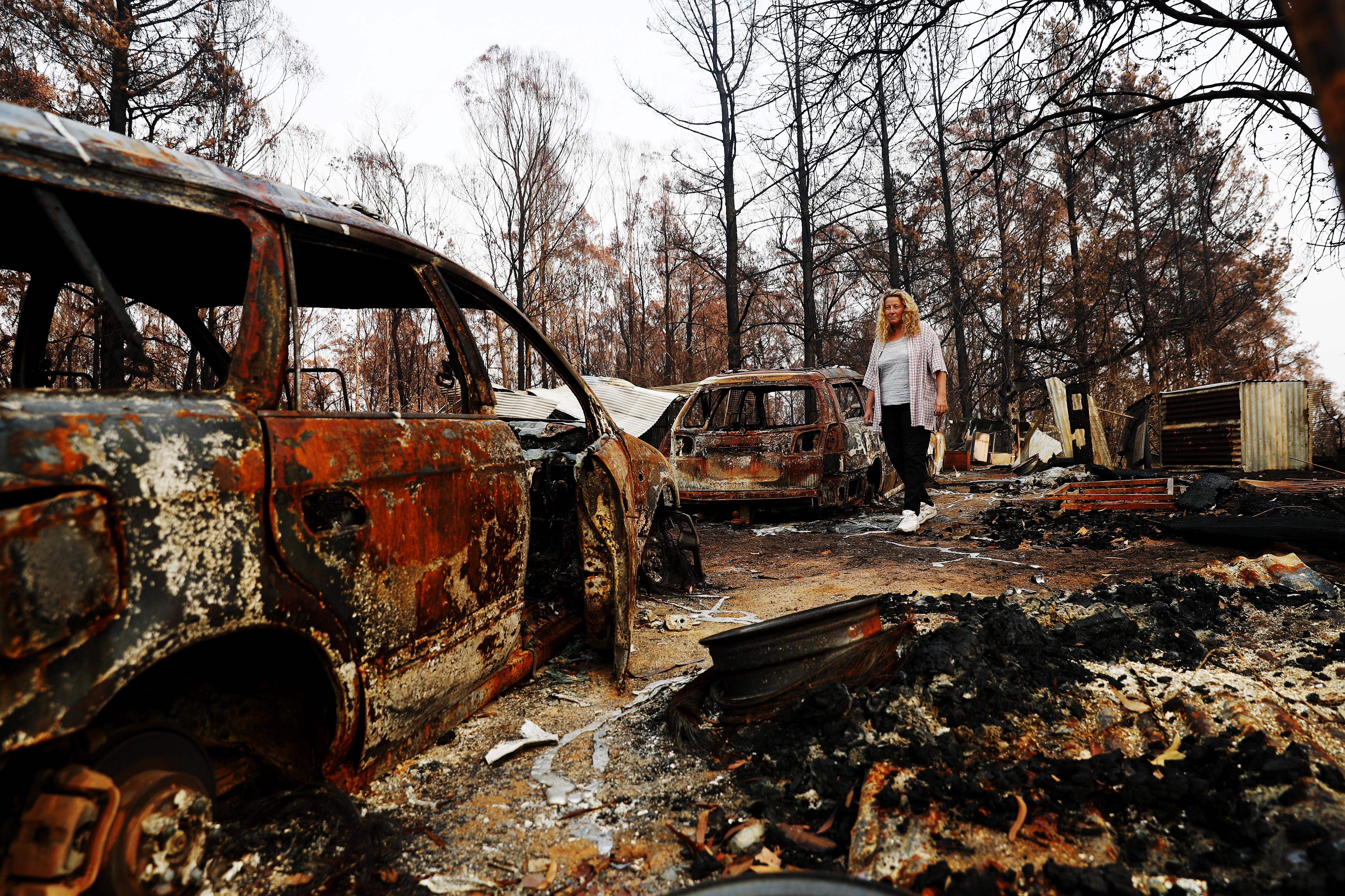 NSW Bushfires 2020