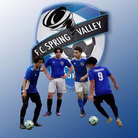 WINNING NIGHT FOR F.C. SPRING VALLEY