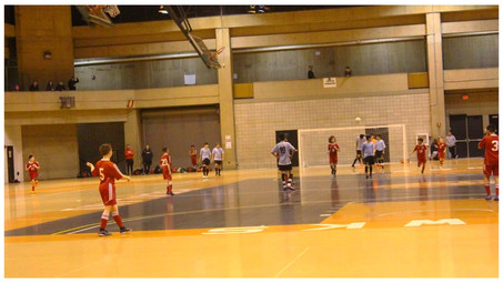 U-14/15 Goes To The Finals In The RCC Indoor League.