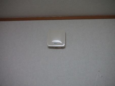 赤外線カメラによる調査