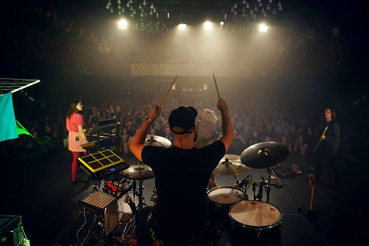 Katinka koncert i Vega 2019