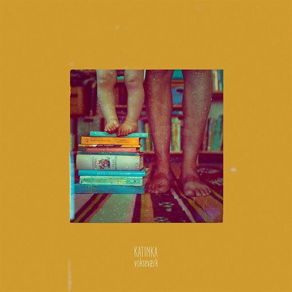 Katinkas album Vokseværk, som Simon Ask producerede