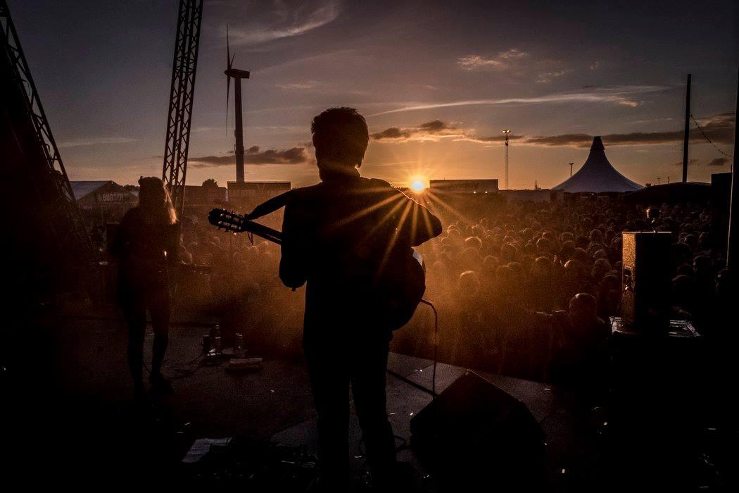 Katinka-band på Roskilde Festival 2018