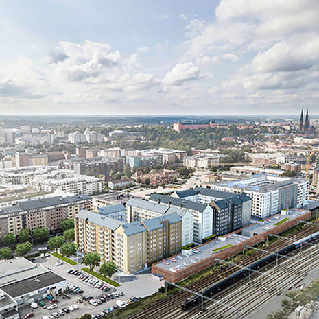 Senapsfabriken Uppsala, 2020