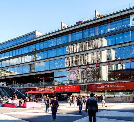 Kulturhuset, Stockholm 2020