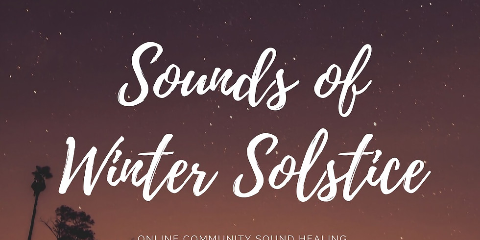 Sounds of Winter Solstice
