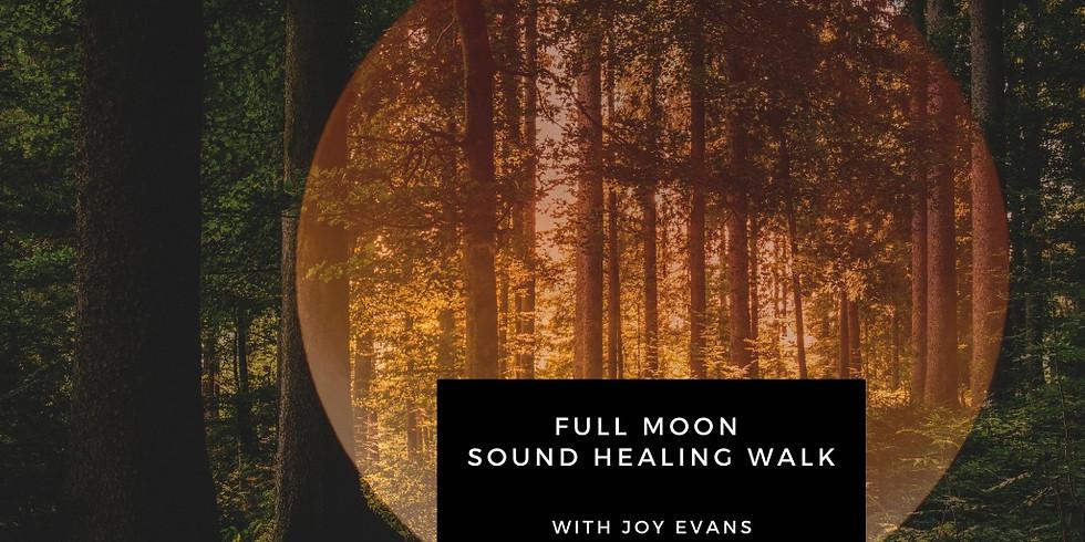 Full Moon Sound Healing Walk