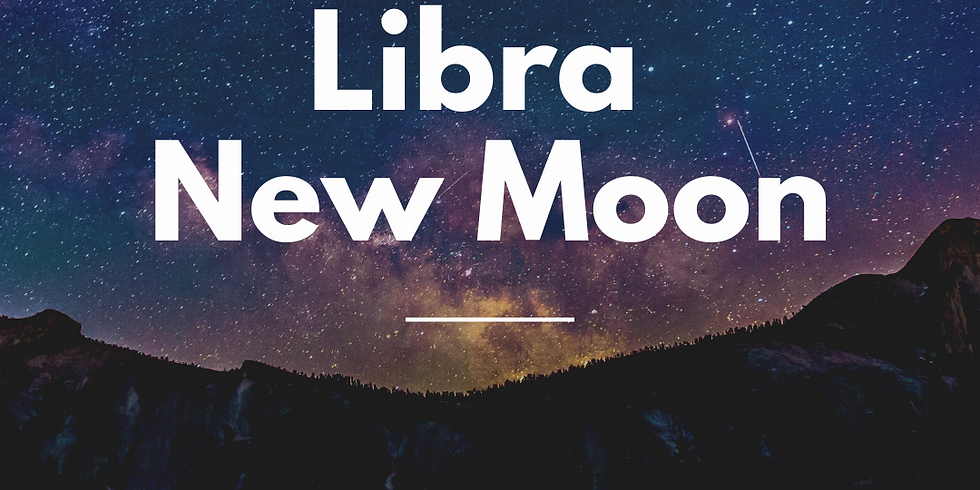 New Moon Intention Setting + Sound Healing