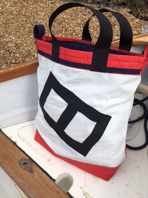Upcycled Sail Bag