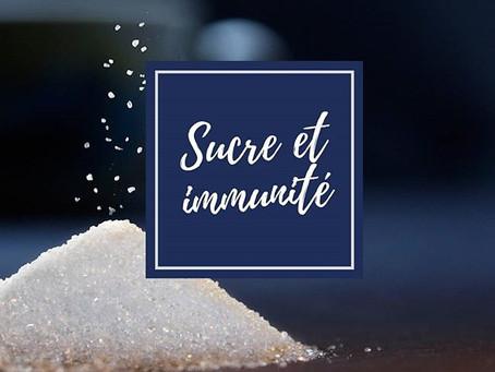 Le rôle du sucre sur notre immunité