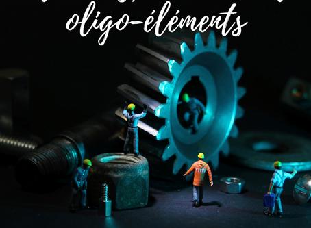 Vitamines, minéraux et oligo-éléments