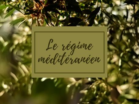 Le régime méditerranéen
