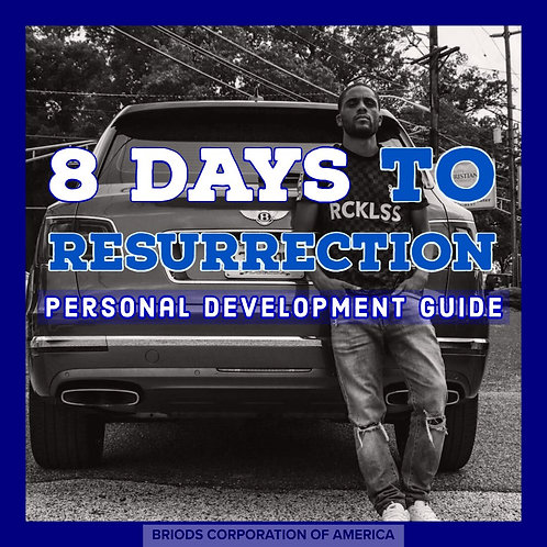 Self-Image 2 | 8 Days to Resurrection