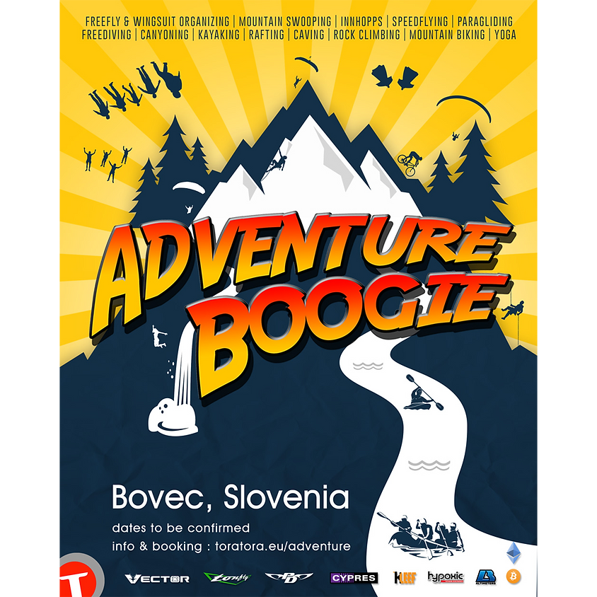 Adventure Boogie by Tora Tora - POSTPONED TO SEP 2020