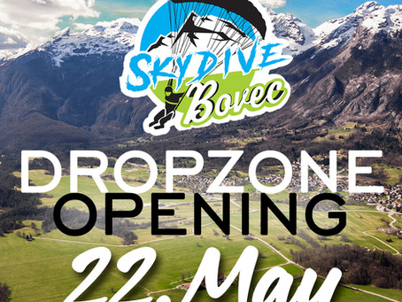 DROPZONE OPENING